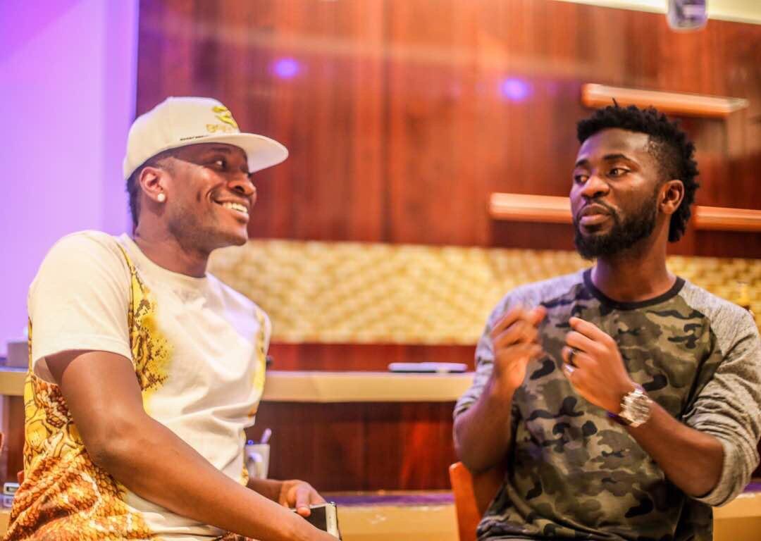 """Bisa Kdei to debut """"Hammer"""" featuring Asamoah Gyan (Baby Jet)"""