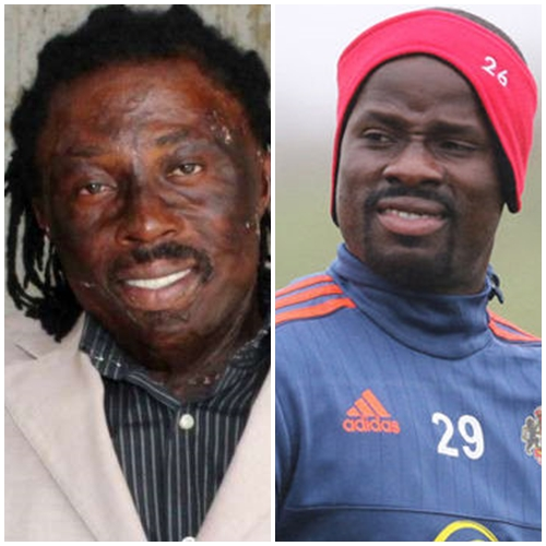 Emmanuel Eboue was cursed by ex-girlfriend – Kwaku Bonsam