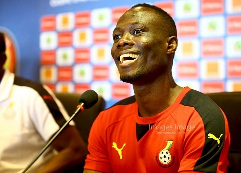 """I haven't missed playing for the Black Stars"" - Agyemang Badu"