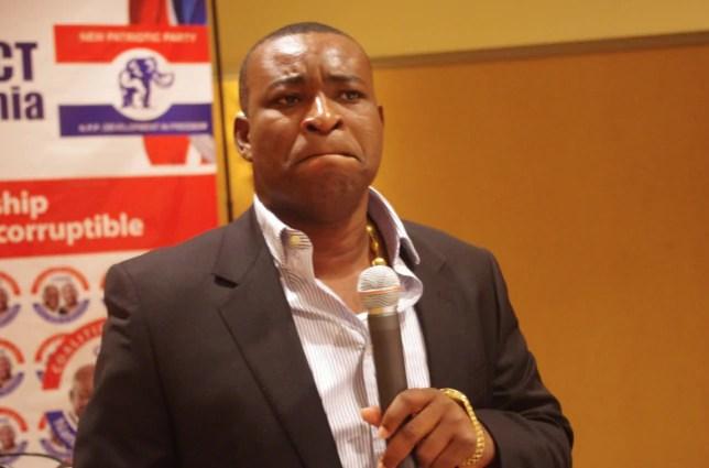 NDC will never regain power – Wontumi