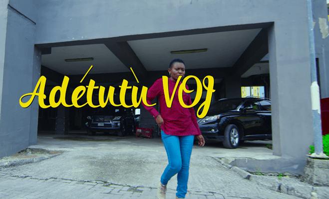 Adetutu Voj – God Showed Up (Official Video)