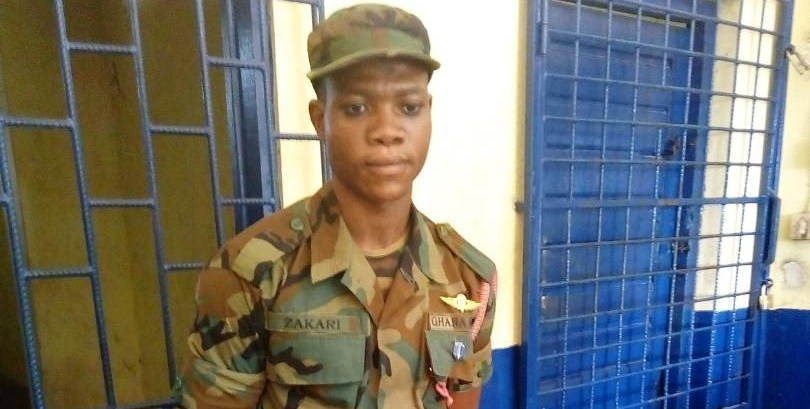 Fake army officer among Bawumia's security detail busted