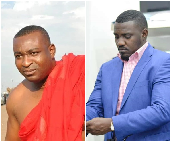 John Dumelo is an opportunist and a lazy man - Wontumi