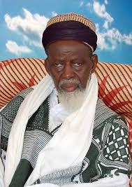National Chief Imam Sheikh Sharubutu spotted at Parliament