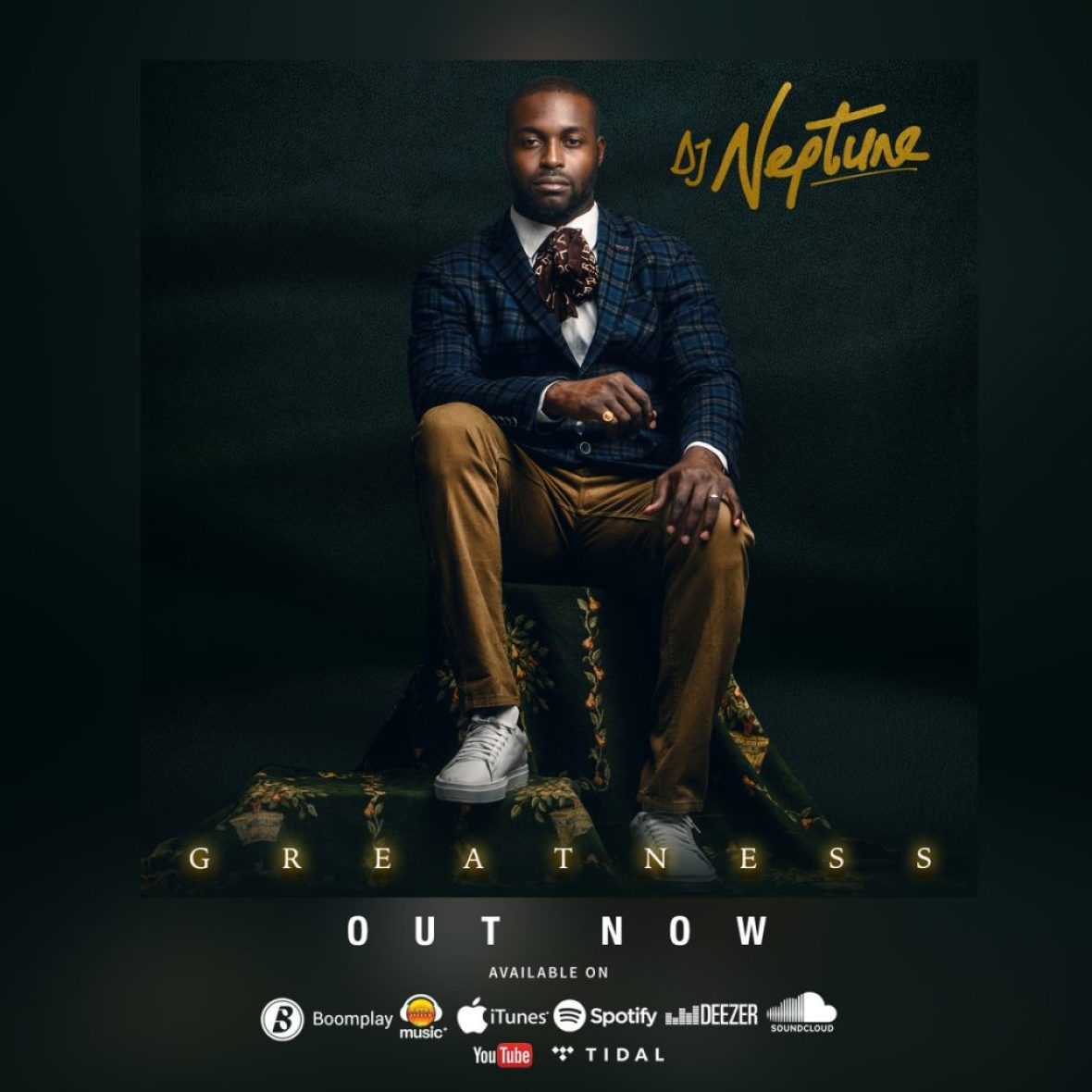 DJ Neptune Releases his debut album Greatness