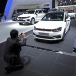 Europe car sales speed up in April