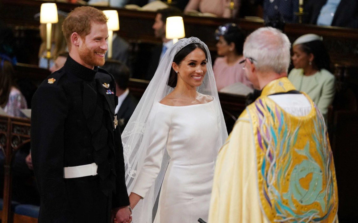 Watch The Royal Wedding: Prince Harry and Meghan Markle Are Married