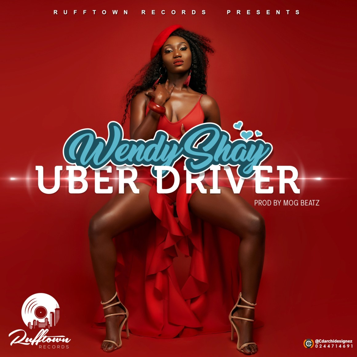 Ebony's replacement Wendy Shay releases first single Uber Driver