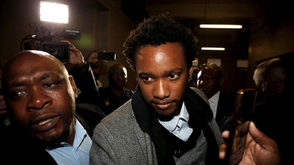 Jacob Zuma's son Duduzane in court on corruption charges