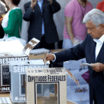 Mexicans vote for president after violent campaign