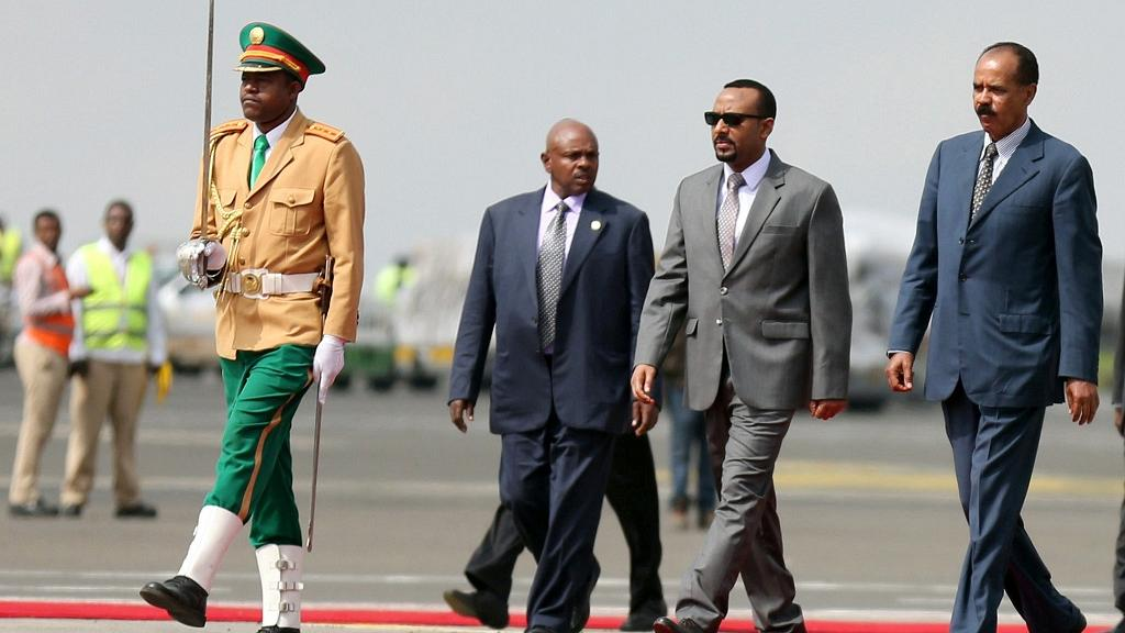 Ethiopia and Eritrea leaders preach peace, love, unity at concert
