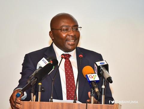 Half-year import revenue hits GHC 5.8bn - Bawumia