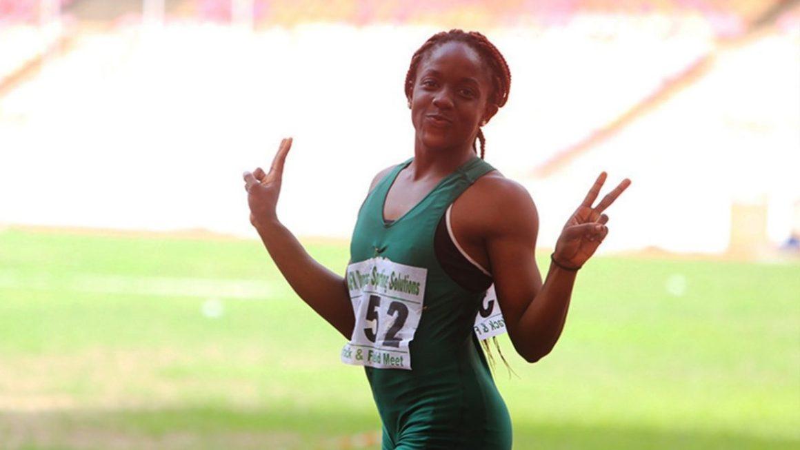 Ghana's Janet Amponsah, Hor Halutie make women's 100m final at Asaba 2018