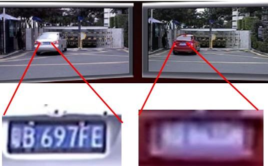 Netcam Full HD sammenligning