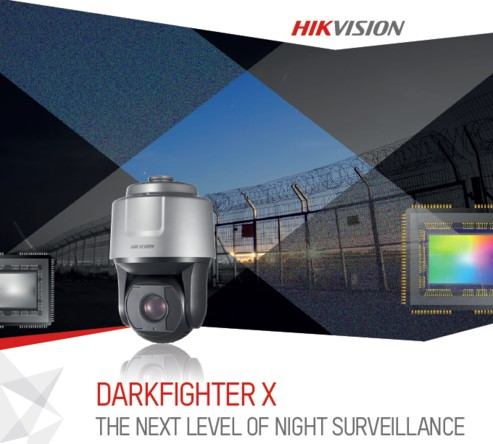 Se farger i mørke med Darkfighter X
