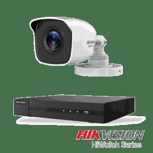 Hikvision Netcam pakke med 1 kamera 4 megapixel