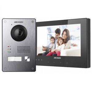Netcam Hikvision video dørtelefon KIS-701