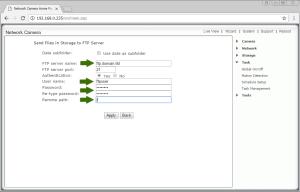 NetCamPro NAS Setup FTP 02