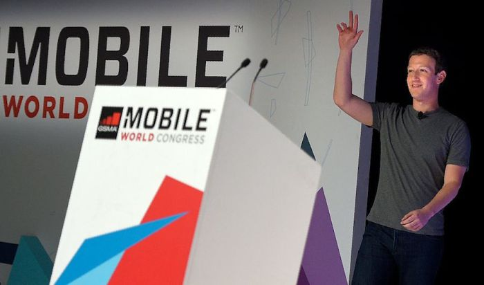 Marc Zuckerberg: las redes 5G no son para dar más internet a los ricos