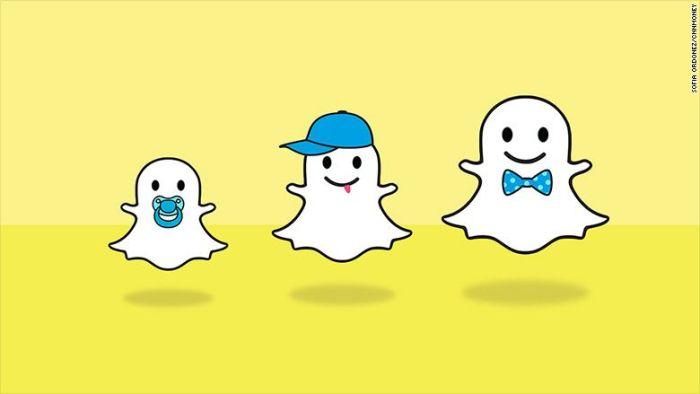 Snapchat está creciendo