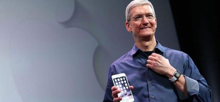"""Tim Cook: """"No podremos vivir sin el nuevo iPhone"""""""