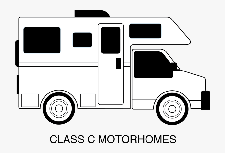 Class C Rv Clipart , Transparent Cartoon, Free Cliparts