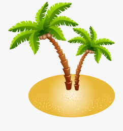 sand clipart palm tree island clipart transparent background download free [ 920 x 1037 Pixel ]