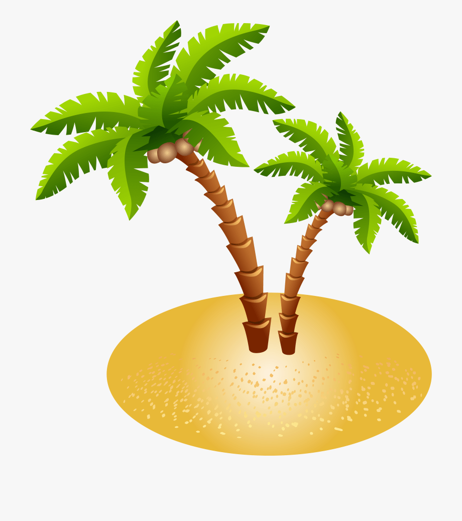medium resolution of sand clipart palm tree island clipart transparent background download free