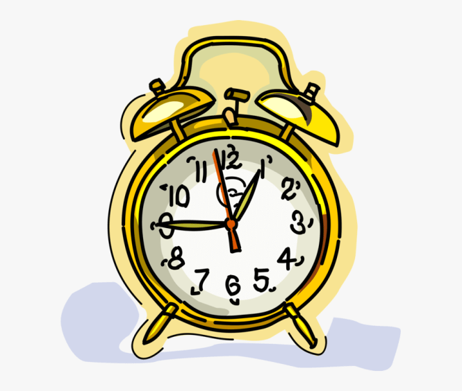 Ringing Alarm Clock Png Ticking