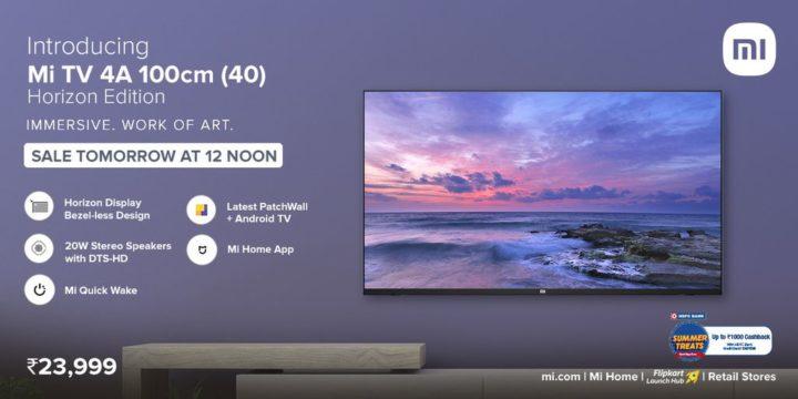 1622586791619 Mi TV 4A 40 Horizon Edition El nuevo televisor