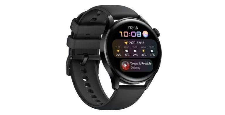 Reloj inteligente Harmony OS Huawei Watch 3