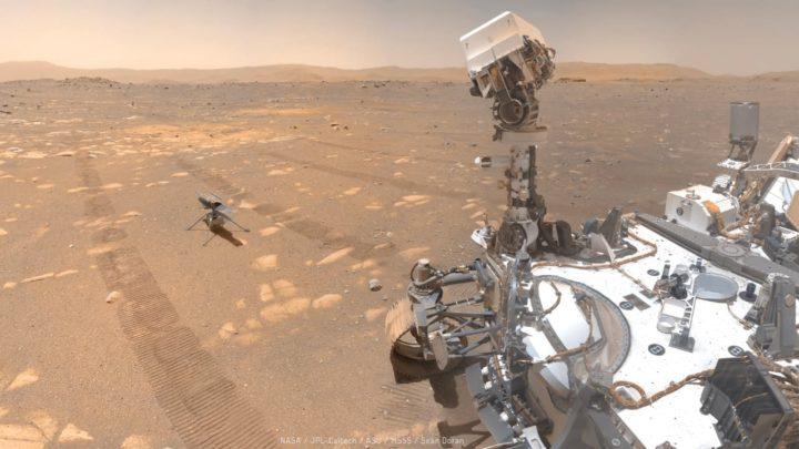 1622654835 64 Después de todo, la NASA miente cuando dice que Marte