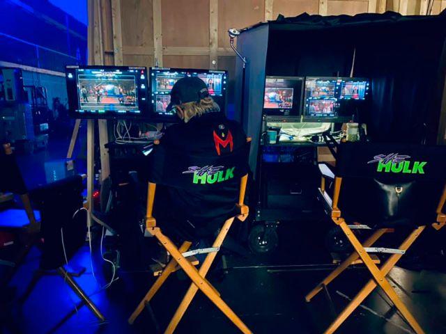 Nuevas fotos del set de She-Hulk con Mark Ruffalo: Return of Professor Hulk