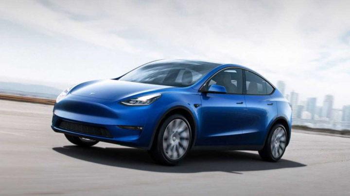 Tesla colecciona autos Model Y Model 3