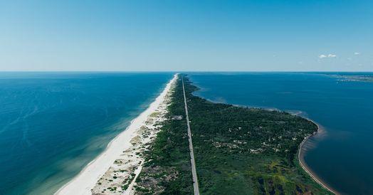 Parque estatal Island Beach