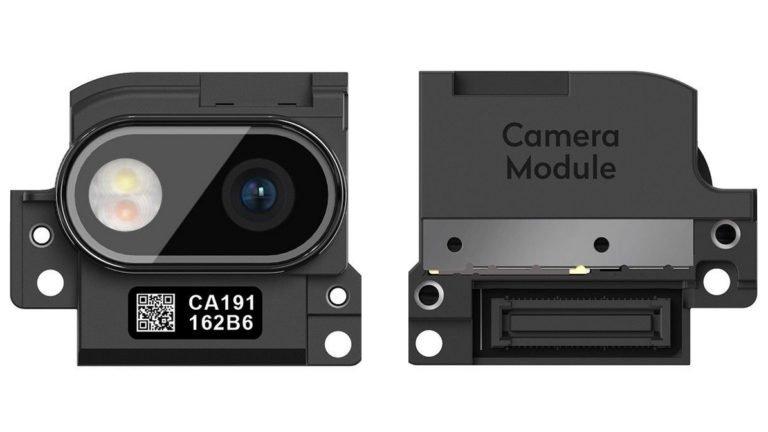 Módulo de cámara Fairphone 3+