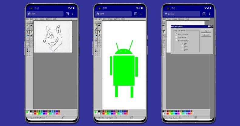 Pintar en Android