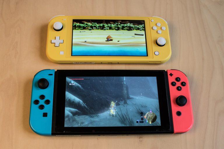 Nintendo Switch (Lite) se basa en FreeBSD como su sistema operativo.