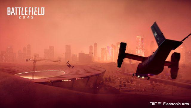 Battlefield 2042 Detalles completos Información Tráiler del anuncio PS5 PS4 Xbox Series PC