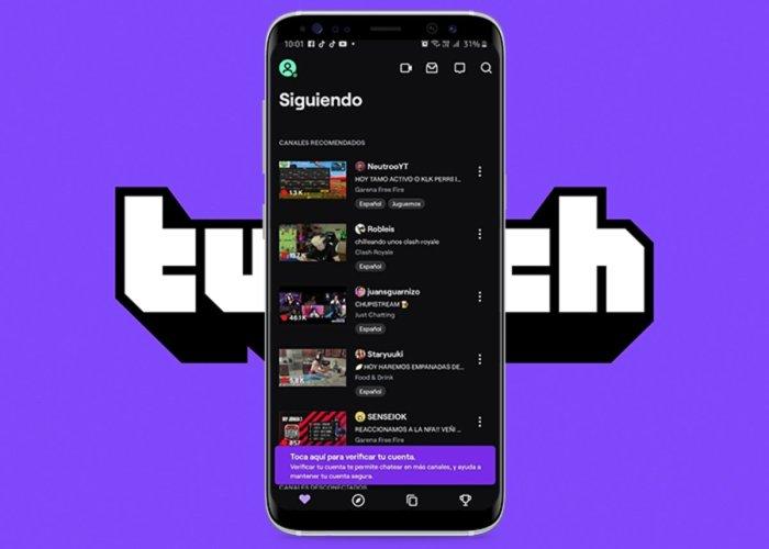 ¿Para qué sirve el modo oscuro en Twitch?