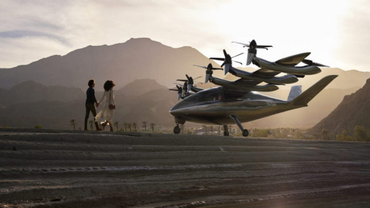 Flying Taxi Imagen 2