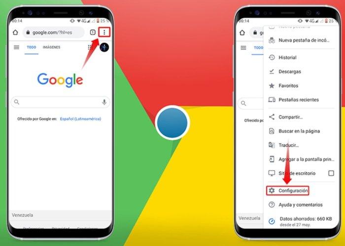 Cómo acelerar la carga de páginas de Google Chrome