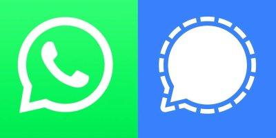 razones para salir de WhatsApp por señal