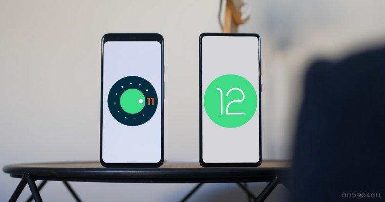 Las dos versiones más recientes de Android