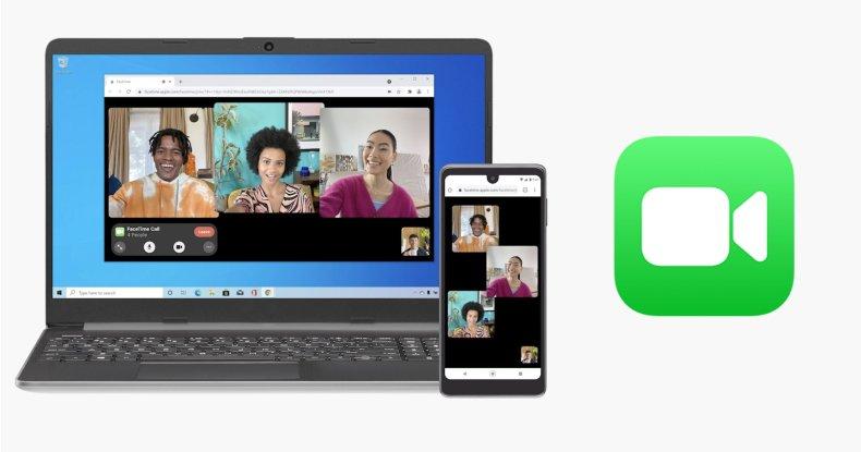 Videollamadas en Android y Windows con FaceTime