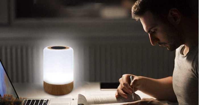 Lámpara inteligente F&Y