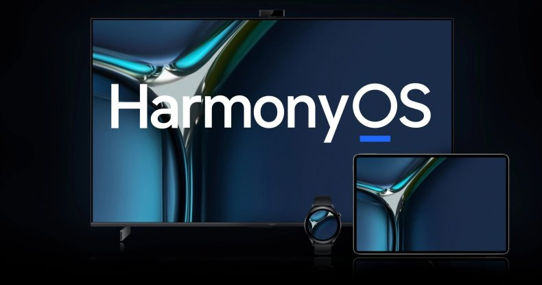 HarmonyOS en dispositivos Huawei