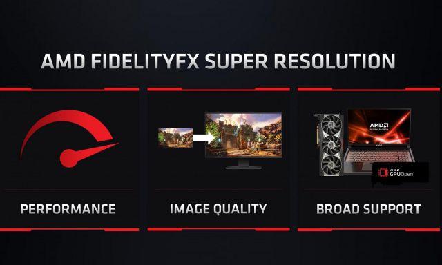 Super resolución FidelityFX