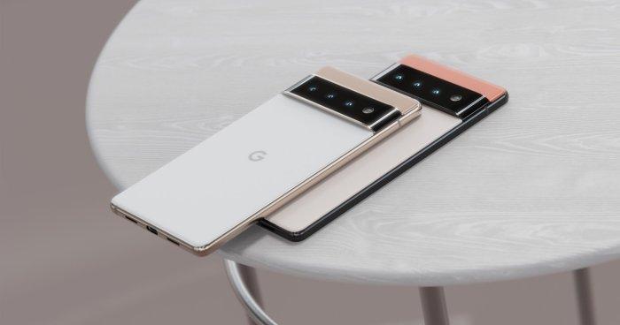El Google Pixel 6