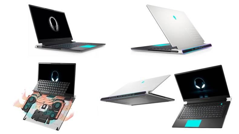 La nueva computadora portátil para juegos x15 de Alienware cuenta con un